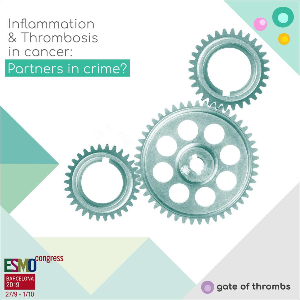 Πώς συνδέεται ο καρκίνος με τη θρόμβωση & τη φλεγμονή;